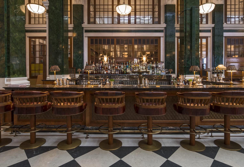 2058 The Ned Bar © Anthony Weller