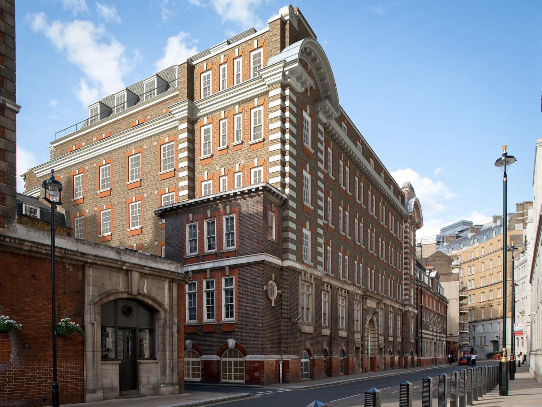 Epr Architects Great Scotland Yard