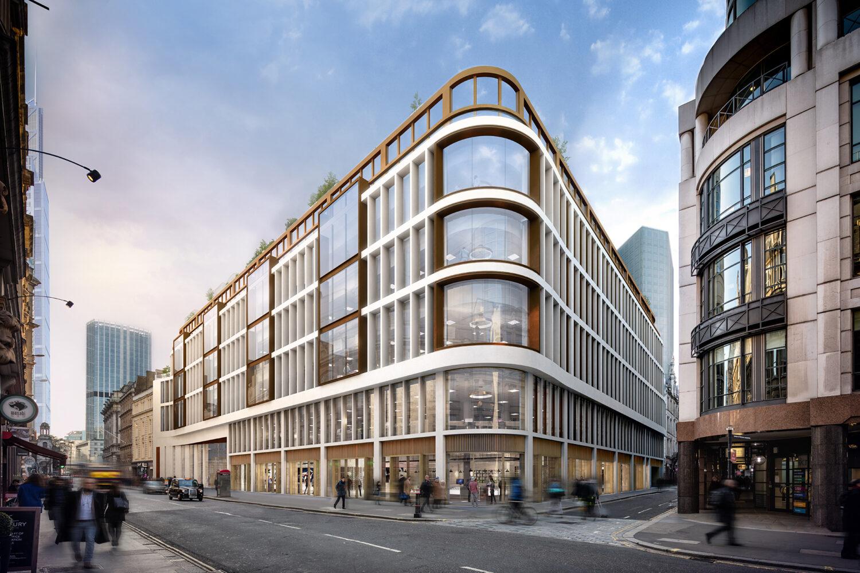 epr architects 60 london wall